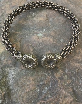 Extra-Heavy Braided Torcs