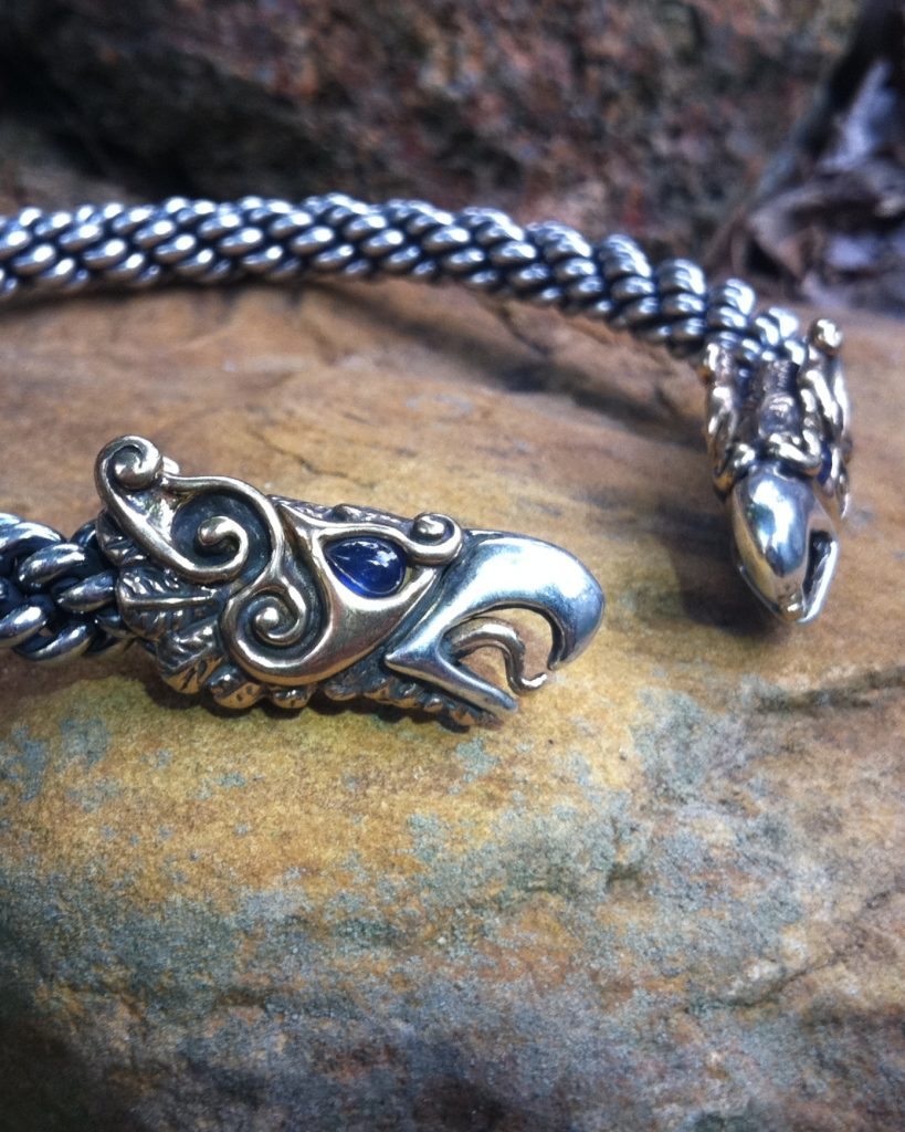 Jeweled Silver Torc Category Image